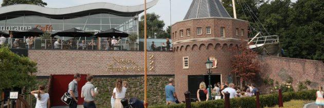 Nieuw in Madurodam: Nieuw-Amsterdam, de interactieve familie attractie