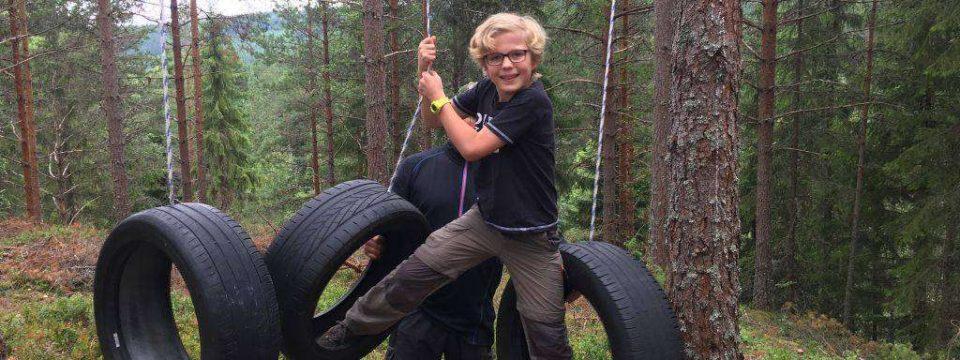 Actieve outdoor vakantie in Zweden voor het hele gezin met Bike Hike Paddle