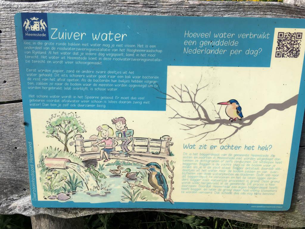 Informatie over de omgeving