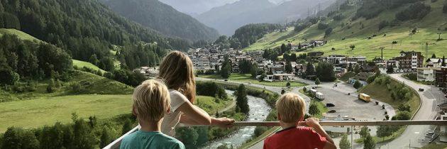 Een week naar Sankt Anton met kinderen