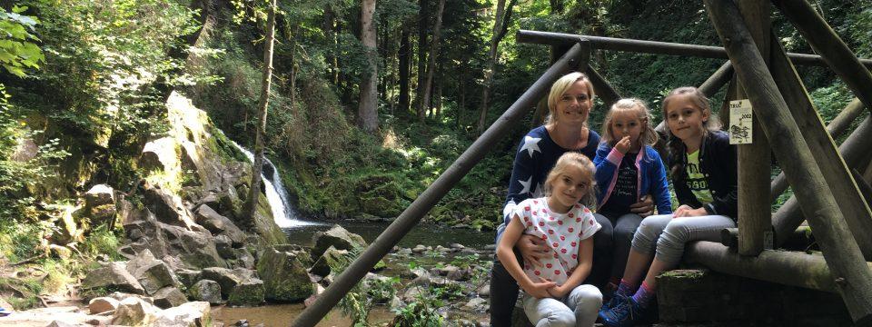 Cascade du Bouchot, een prachtige wandeling naar een waterval in de Vogezen