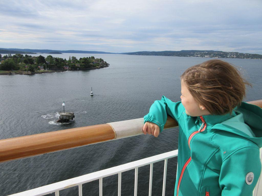 In het Oslo-fjord liggen talloze eilandjes met piepkleine huisjes