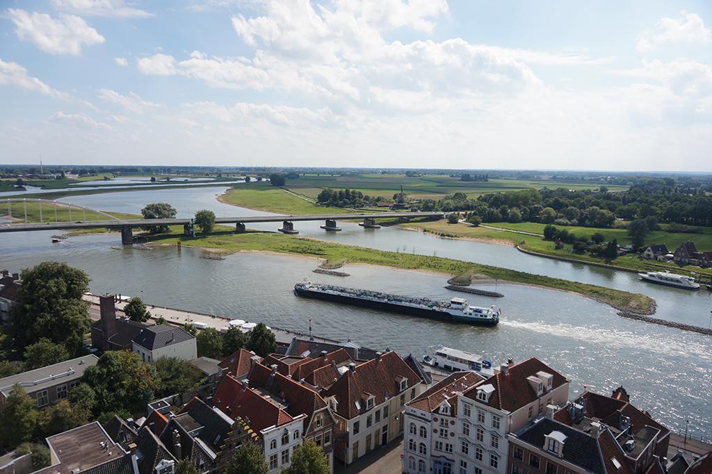 Uitzicht op de IJssel