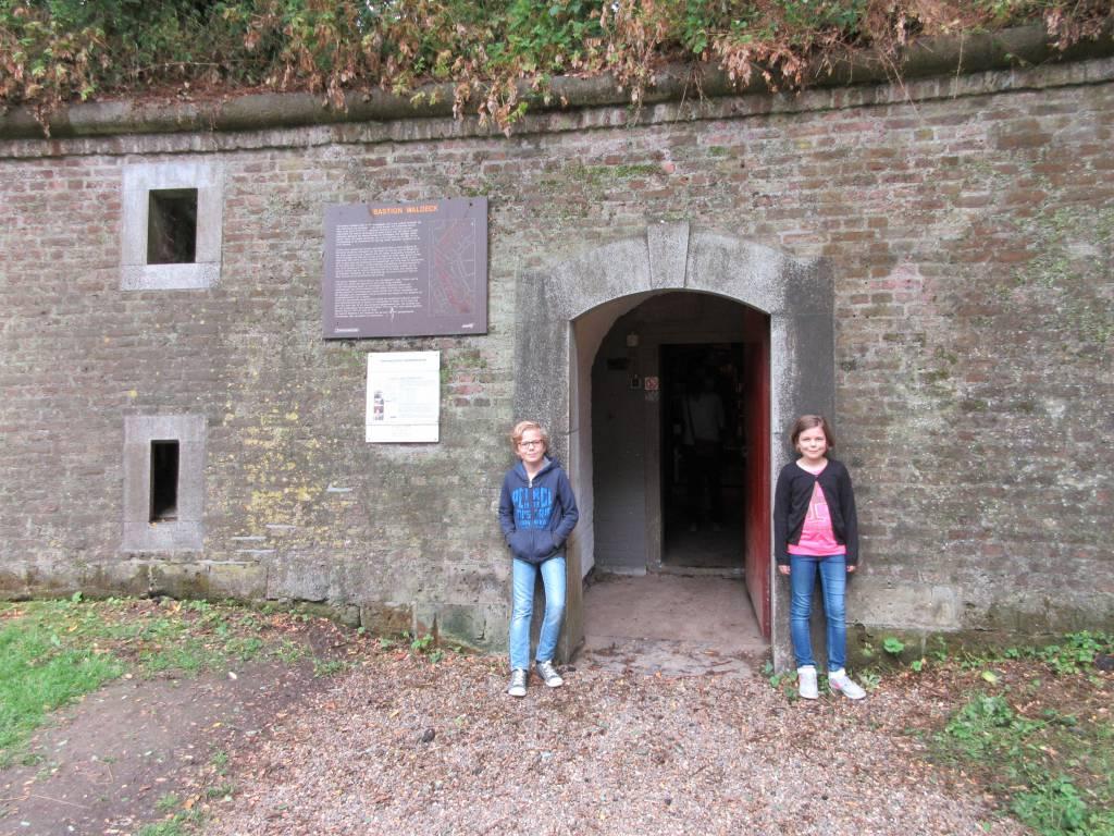 Welkom bij de Kazematten van Maastricht