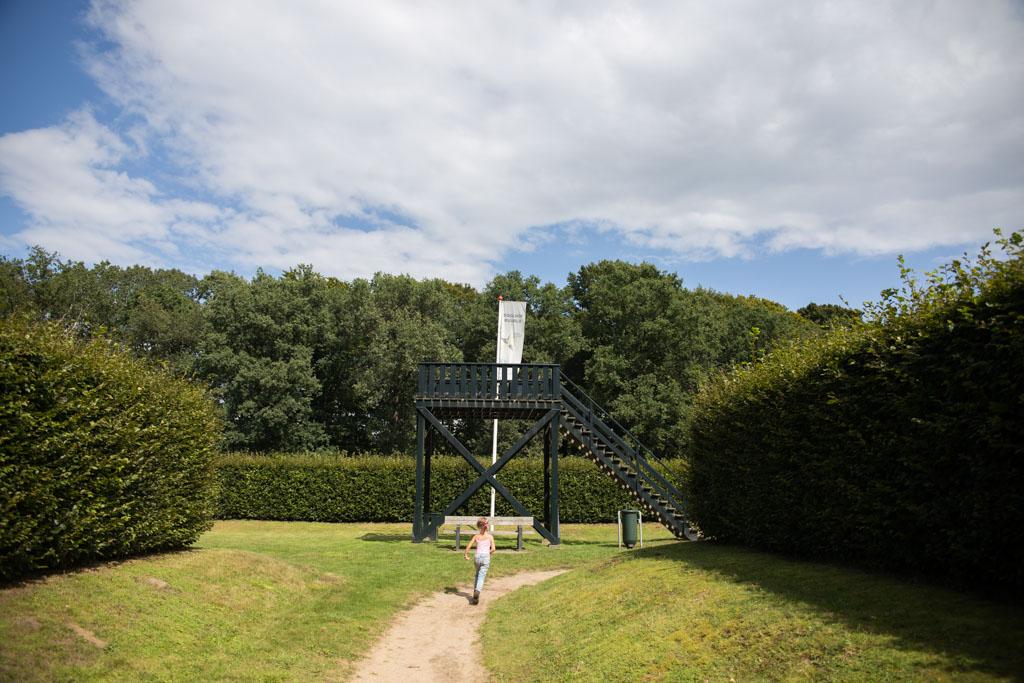 Toren doolhof