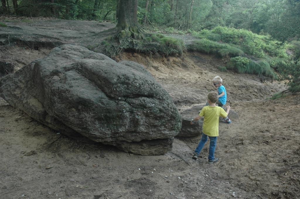 De dikke steen