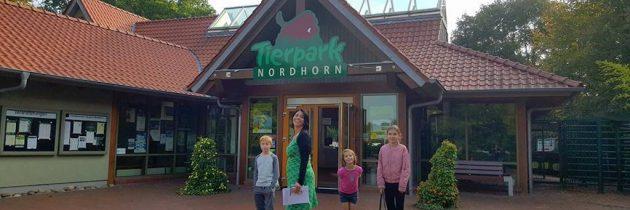 Tierpark Nordhorn: je kunt er zelfs blijven slapen!