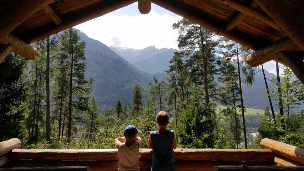 Tiroler Oberland met kinderen ontdekken
