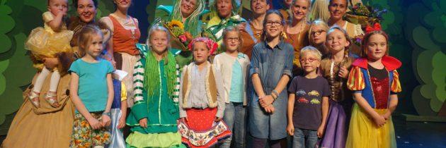 Hans en Grietje De Musical, een bekend sprookje in een hilarisch jasje met Titus en Fien
