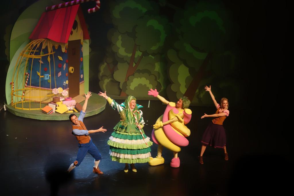 Hans en Grietje de musical kostuum