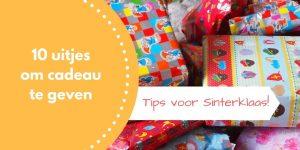 Help, wat moet ik nu weer aan Sinterklaas vragen? 10 uitjes om cadeau te geven