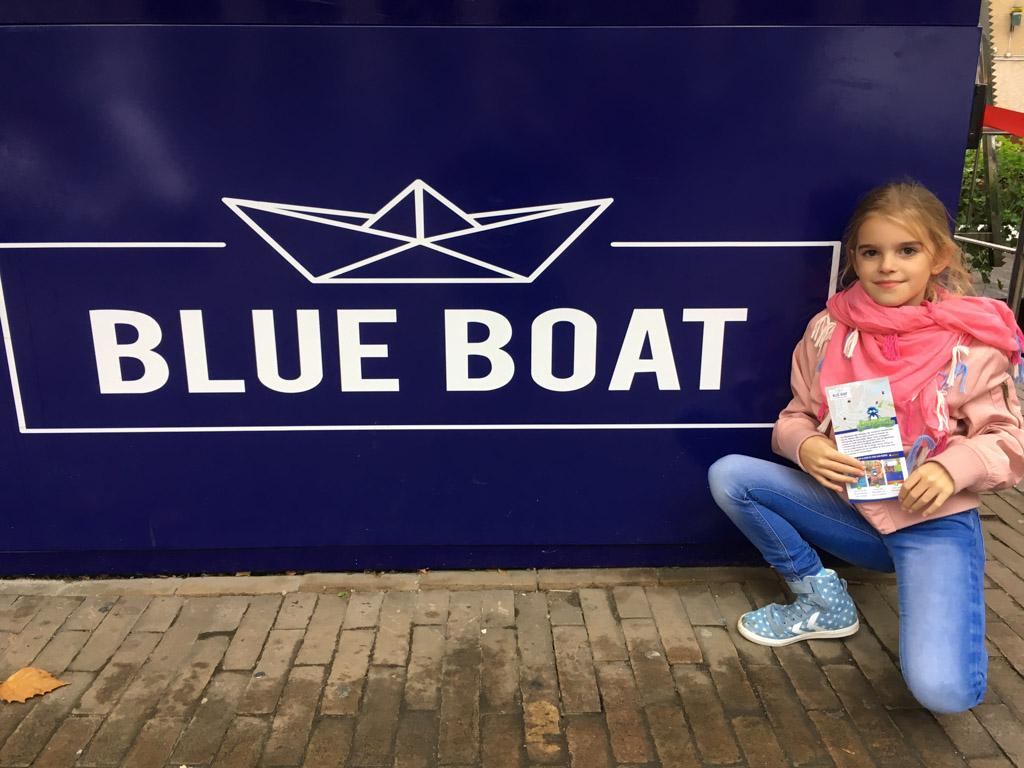 Klaar voor de Amsterdam Pets Cruise
