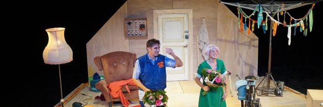 Botje van Theater Kwatta: een hilarische voorstelling voor kleuters