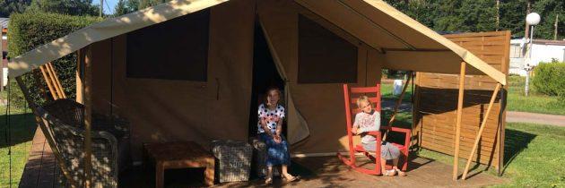Camping Muhlenbach, een rustige kindvriendelijke camping in de Vogezen
