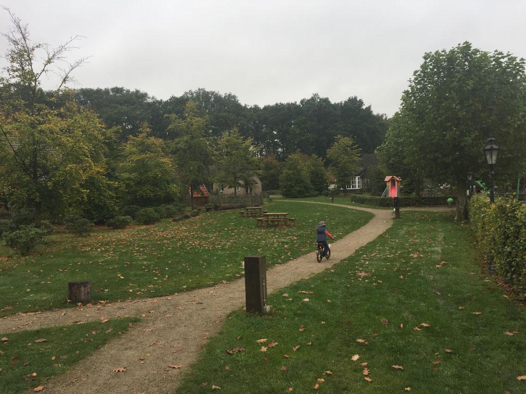 Vakantiepark De Pier is mooi groen en kleinschalig opgezet.