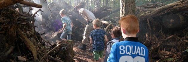 Dino's komen tot leven bij DinoAdventures in DierenPark Amersfoort