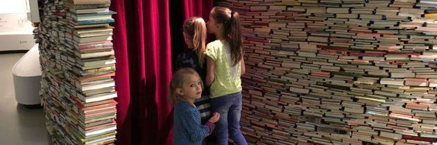 Het Kinderboekenmuseum in Den Haag, daar creëer je je eigen verhaal