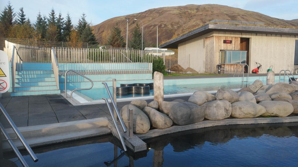 Laugarvatn Fontana Spa is maar een paar minuten rijden vanaf het vakantiehuis.