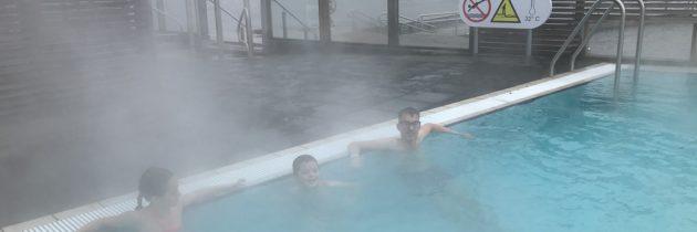 Laugarvatn Fontana Spa, geothermisch zwembad aan de Golden Circle