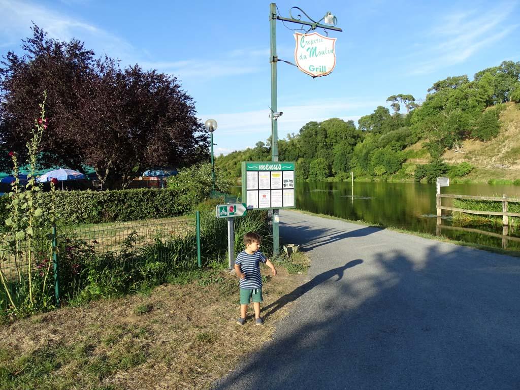 Creperie du Moulin in regio Mayenne is een echte aanrader voor kinderen!