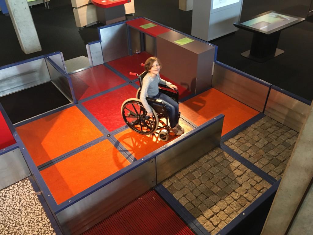 Wil jij ervaren hoe het is om in een rolstoel te rijden?