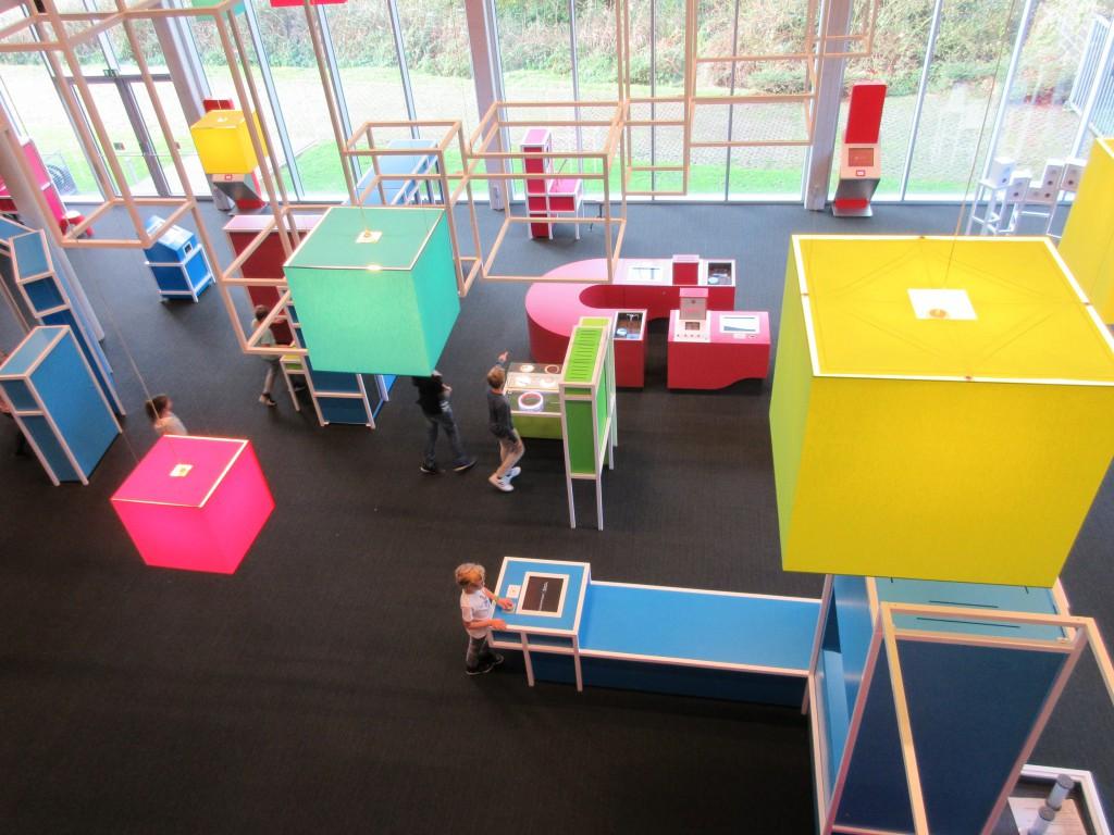 Technopolis Mechelen met kinderen