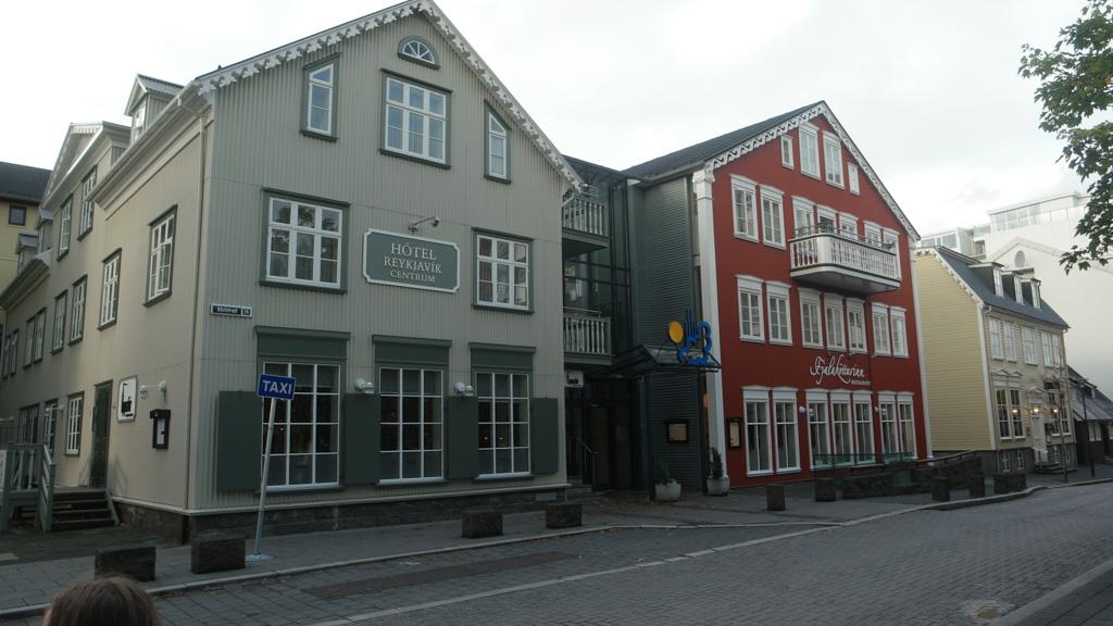 Scandinavische sfeer.