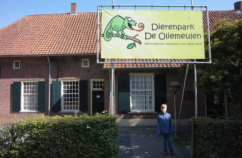 Een dierenpark in de stad. Wat grappig. tilburg-ontdekken-met-kinderen