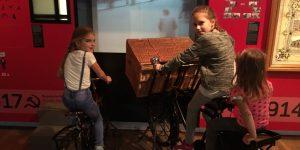 Het Amsterdam Museum, het kleine weeshuis en de Amsterdam DNA familietour