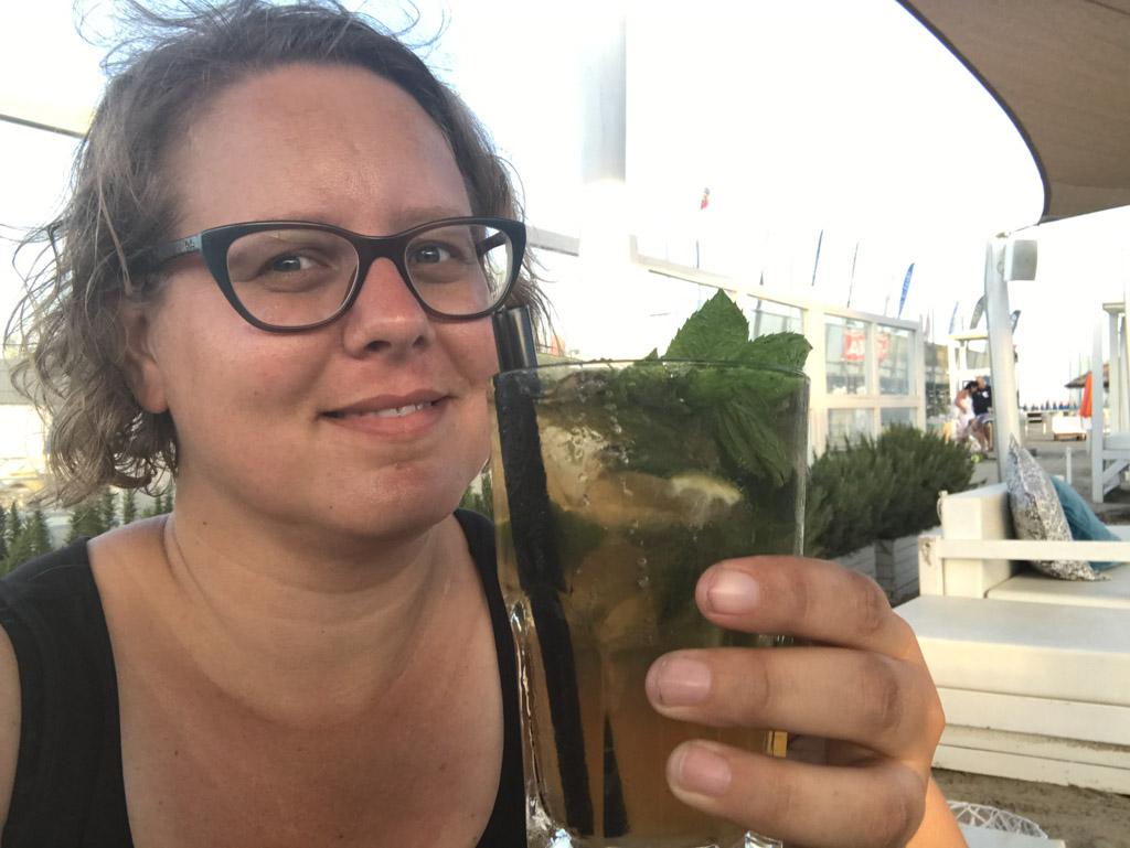 Cocktail voor mij.