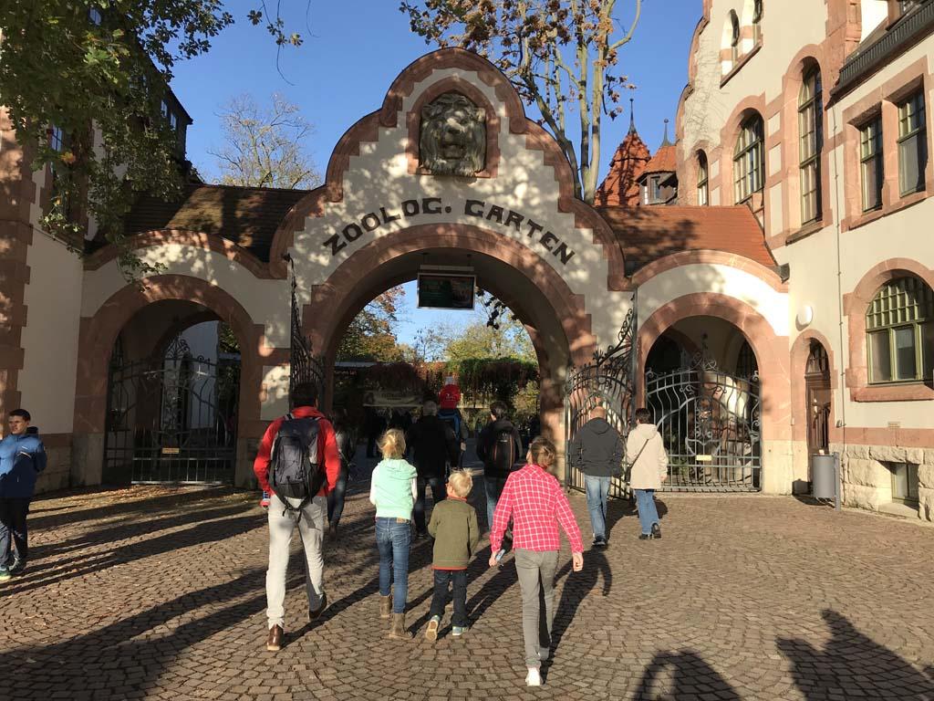 Kindvriendelijke bezienswaardigheden in Saksen Zoo Leipzig