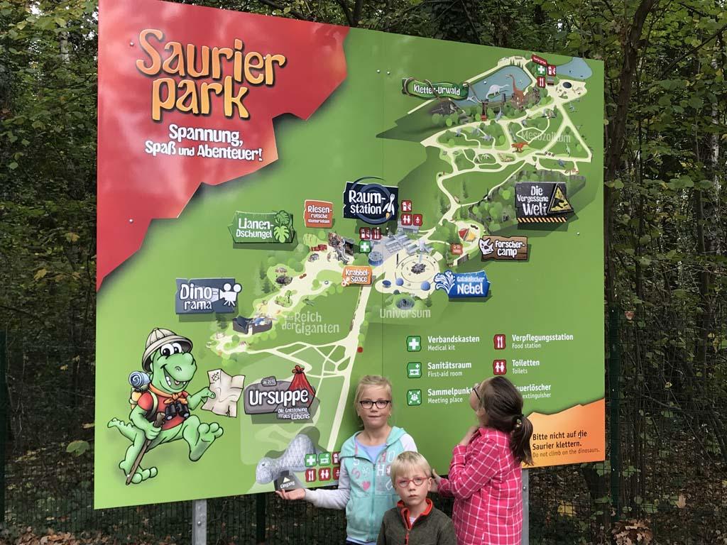 kindvriendelijke bezienswaardigheden in Saksen laurierpark