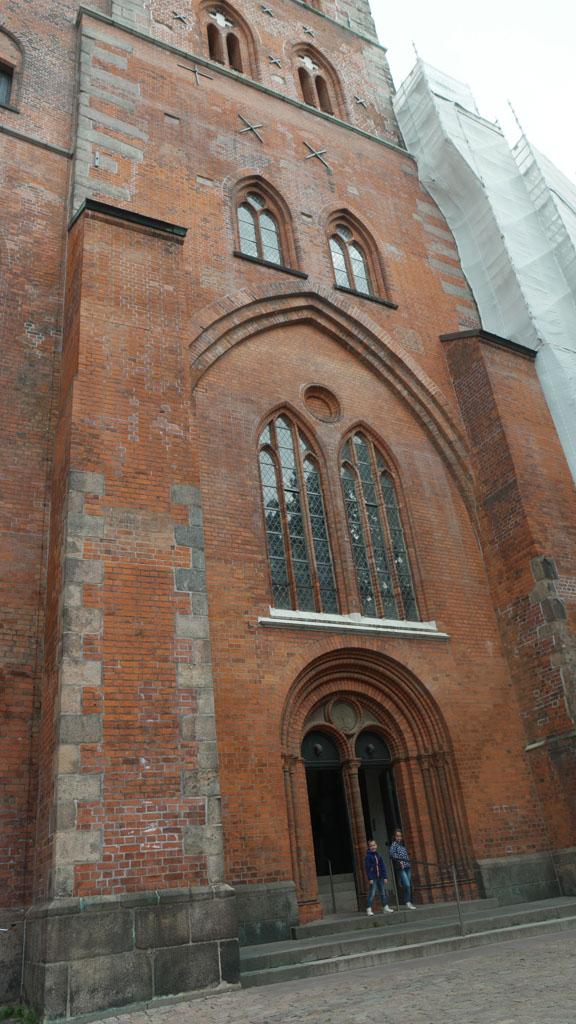 De toren van de St. Petri kerk.