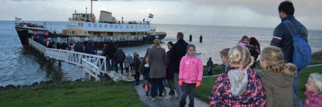Museum Stoomtram Hoorn-Medemblik, reis mee naar Sinterklaas op de pakjesboot