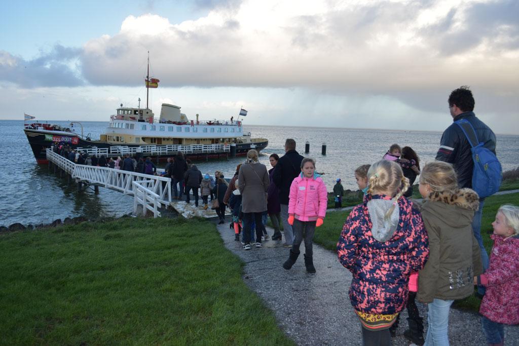 Reis mee naar Sinterklaas op de pakjesboot