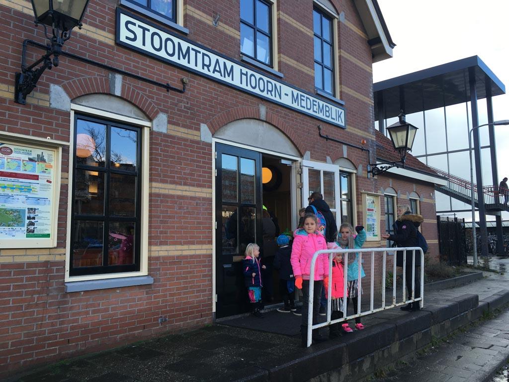 Museum Stoomtram Hoorn Medemblik