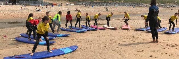 Strand- en Surfkamp bij De Jongens uit Schoorl, een fantastische zomerkamp ervaring!