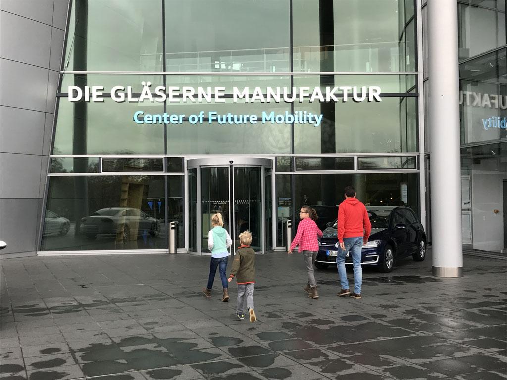 Meer leren over de toekomst van de automobielindustrie (foto: Fieke).
