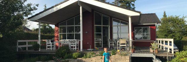 Een prachtig Deens vakantiehuis op Funen