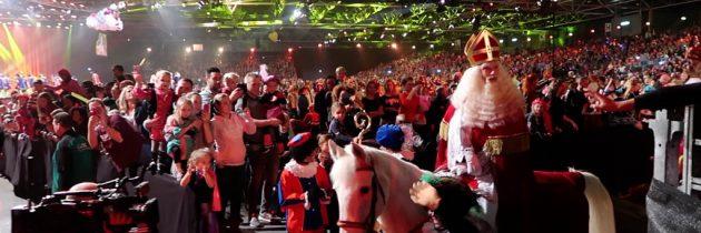 Zapp Sinterklaasfeest met kinderen: plezier voor jong en oud