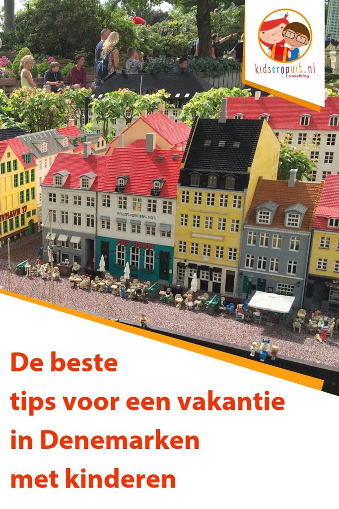 De beste tips voor een vakantie in Denemarken met kinderen.