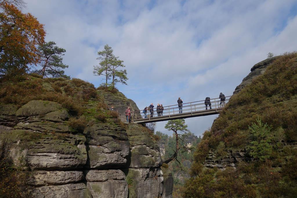 sächsische schweiz betaalde route
