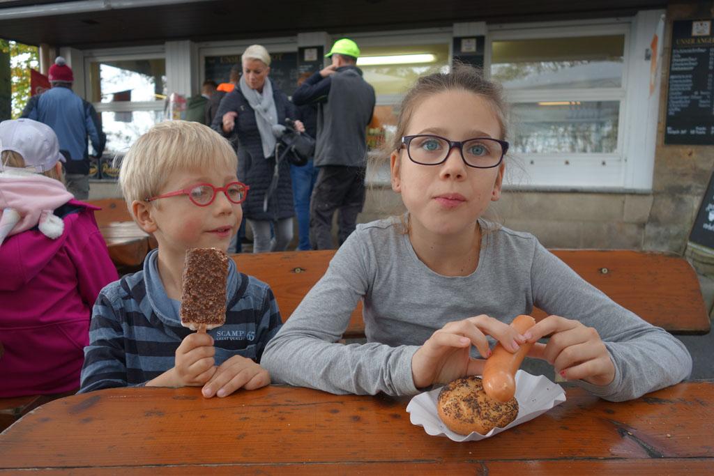 Sächsische schweiz lunch