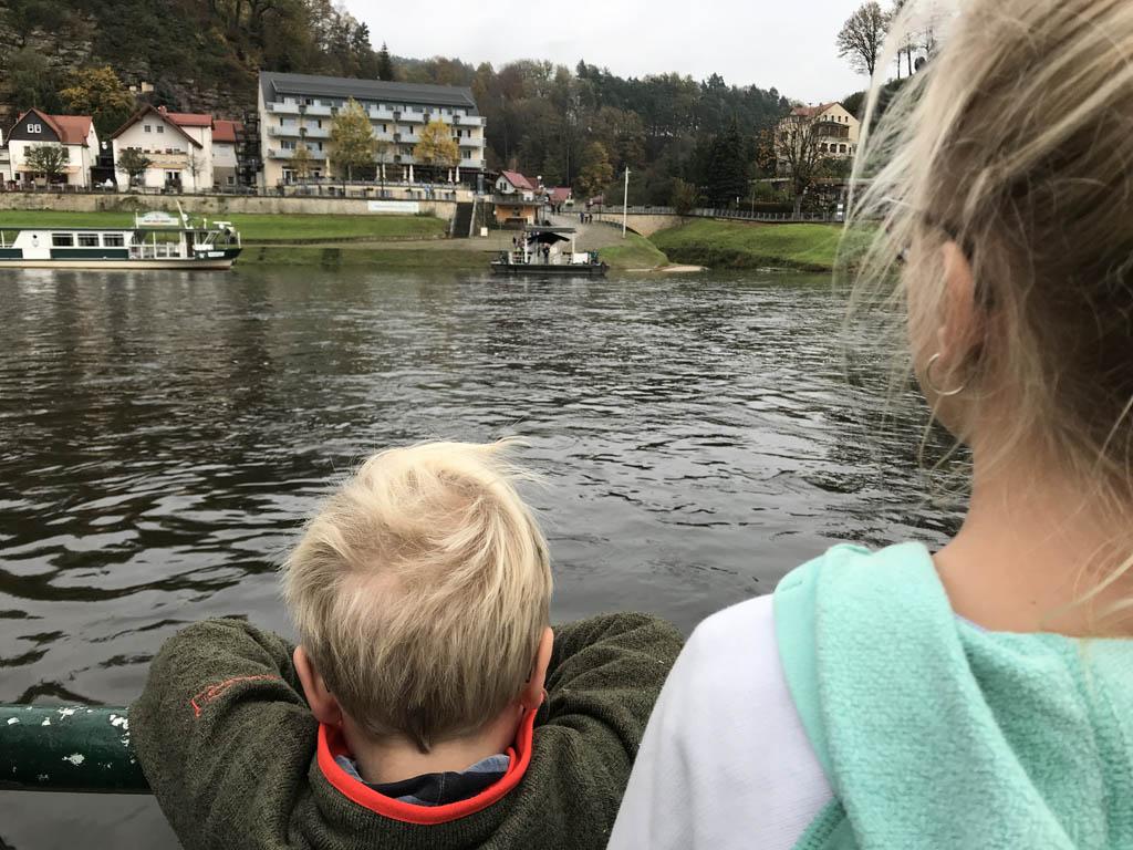 Sächsische Schweiz pont wachten