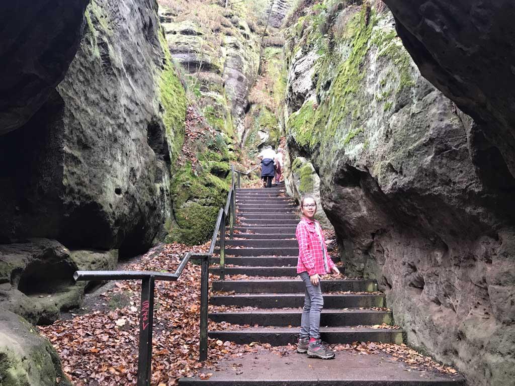 Sächsische Schweiz rotsen