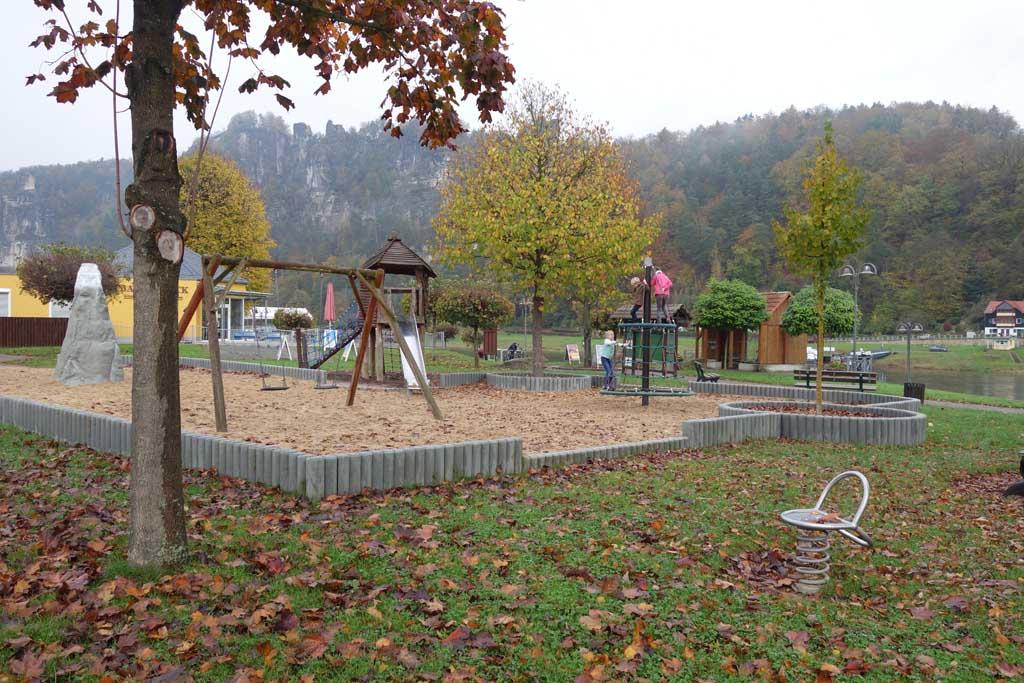 Sächsische Schweiz speeltuin