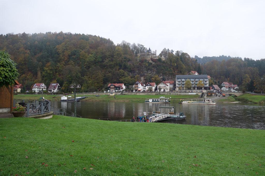 Sächsische Schweiz pont