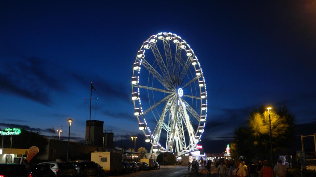Rimini Eye, het reuzenrad van Rimini.