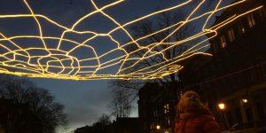 Amsterdam Light Festival beleven met de Water Colors Kids cruise