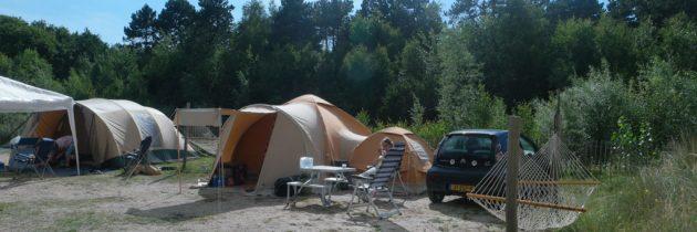 Camping Bakkum, een bijzondere camping in de duinen bij Castricum aan Zee